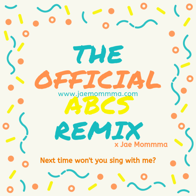 The Official ABCs Remixpng